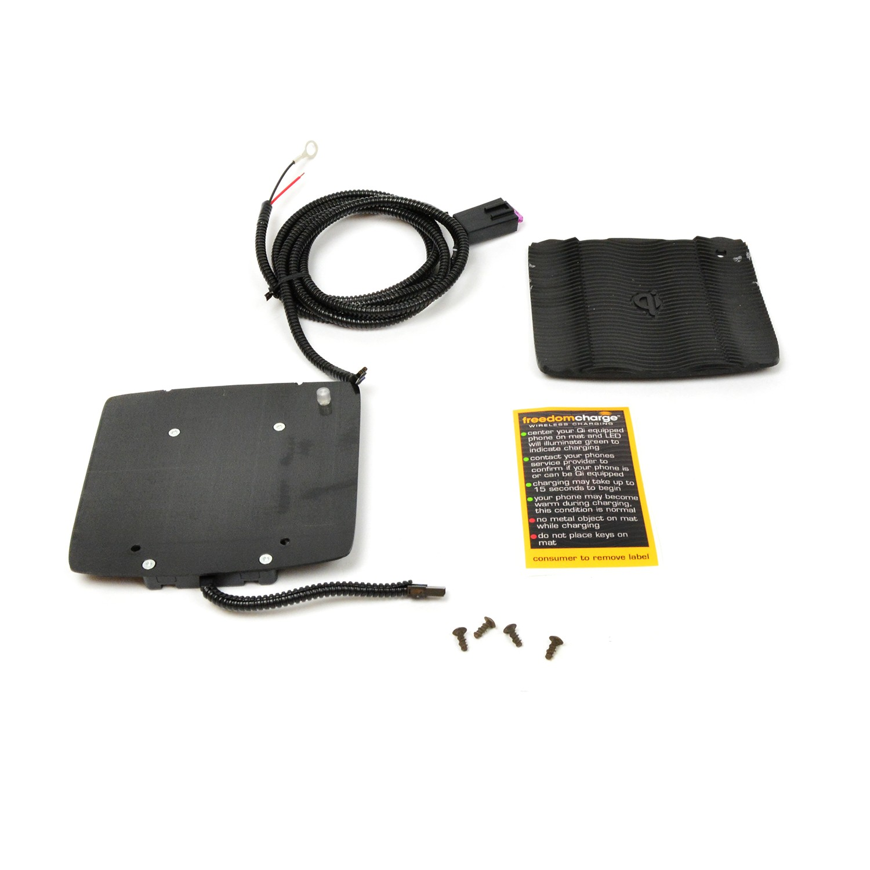 Wireless Charging Kit : Current jeep wrangler jk qi wireless charging kit