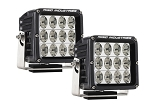 Rigid Industries D-XL PRO - Driving - White - PAIR
