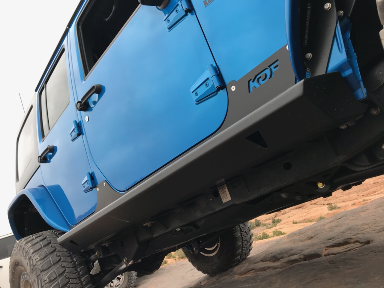 Jeep Jku Rock Sliders