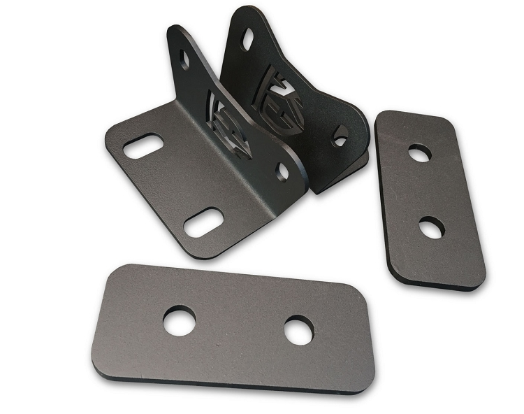 Bumper Brackets for DUAL curved 40