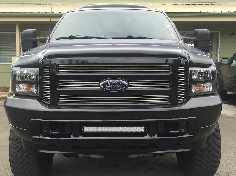 Bumper brackets for 20 led light bar 995 04 ford superduty f250 bumper brackets for 20 led light bar 995 04 ford superduty f250f350 excursion aloadofball Image collections