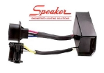 JW Speaker Anti-Flicker Harness - Single