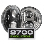 8700 Evolution J - Pair - Black