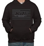KDF Hooded Sweatshirt