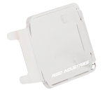Rigid Industries D-Series Cover - Clear