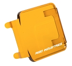 Rigid Industries D-Series Cover - Amber