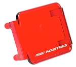 Rigid Industries D-Series Cover - Red