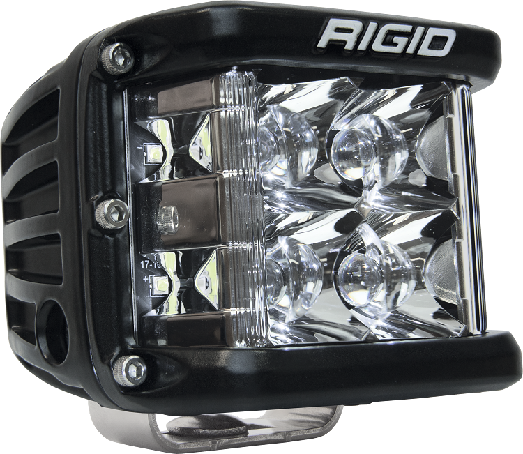 Rigid Industries D-SS - Dually Side Shooter PRO - Spot Single