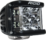 Rigid Industries D-SS - Dually Side Shooter PRO - Flood Single