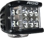 Rigid Industries D-SS - Dually Side Shooter PRO - Driving Single
