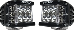 Rigid Industries D-SS PRO - Dually Side Shooter - Driving Pair