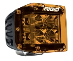 Rigid Industries D-SS Series Cover - Amber