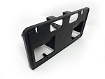 2020-2021 F250/350/450 License Plate Mount - Low version