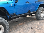 07-17 Jeep JKU Rock Sliders