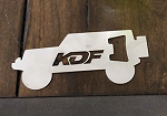 KD Fabworks Jeep JK Bottle Opener