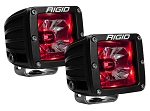 Rigid Industries Radiance Pod - Red