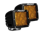 Rigid Industries D-Series Fog - SAE Compliant Selective Yellow