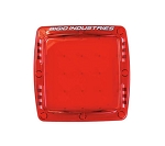 Rigid Industries Q-Series Cover - Red