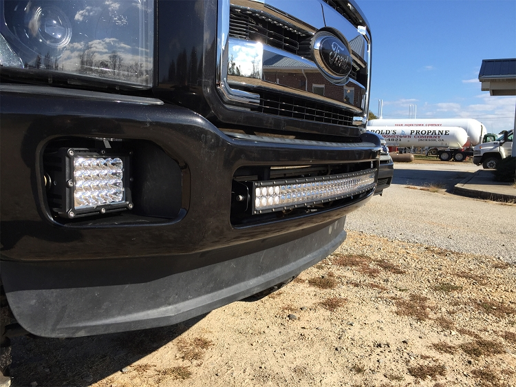 Bumper brackets for curved 40 led light bars 11 16 ford superduty bumper brackets for curved 40 led light bars 11 16 ford superduty f250 f350 mozeypictures Choice Image