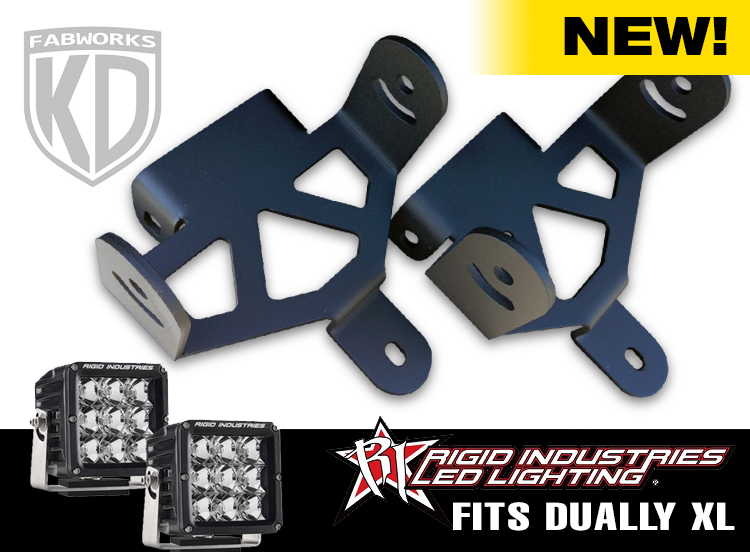 05-07 F250/350 Rigid Dually XL Brackets