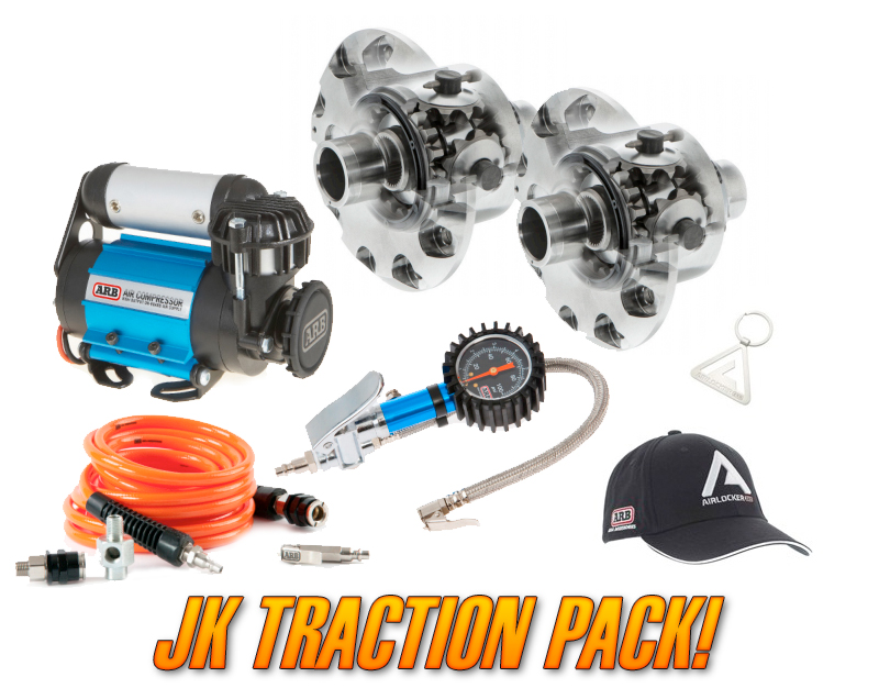 ARB JK Traction Pack D44/D60
