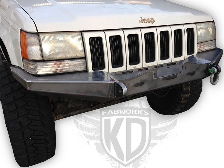 ZJ Front Bumper