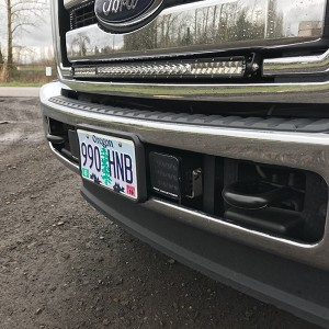 "2011-2016 F250/350 30"" Single Row Grille Mount"