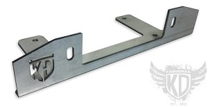 Winch Fairlead Bracket for standard winches